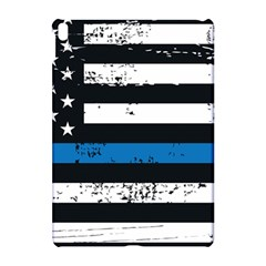 I Back The Blue The Thin Blue Line With Grunge Us Flag Apple Ipad Pro 10 5   Hardshell Case by snek