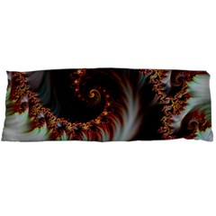 Digital Fractal Fractals Fantasy Body Pillow Case Dakimakura (two Sides)