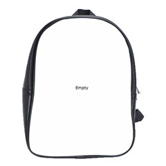 Argentina National Route 3 School Bag (xl)