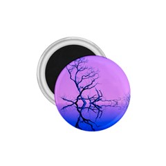 Nature Inspiration Trees Blue 1 75  Magnets