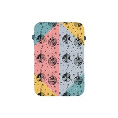 Abstract Christmas Balls Pattern Apple Ipad Mini Protective Soft Cases