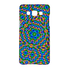 Abstract Background Rainbow Samsung Galaxy A5 Hardshell Case  by Jojostore