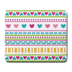 Geometry Line Shape Pattern Large Mousepads