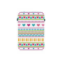 Geometry Line Shape Pattern Apple Ipad Mini Protective Soft Cases by Alisyart