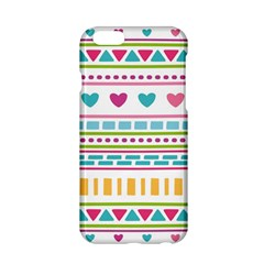 Geometry Line Shape Pattern Apple Iphone 6/6s Hardshell Case