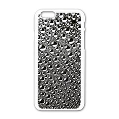 Water Bubble Photo Apple Iphone 6/6s White Enamel Case by Mariart