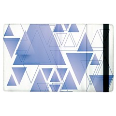 Triangle Geometry Apple Ipad 2 Flip Case by Jojostore