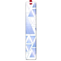 Triangle Geometry Large Book Marks by Jojostore