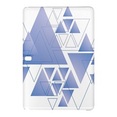 Triangle Geometry Samsung Galaxy Tab Pro 10 1 Hardshell Case