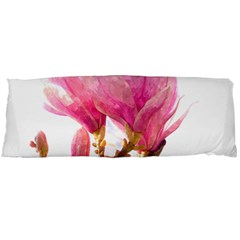 Wild Magnolia Flower Body Pillow Case Dakimakura (two Sides)