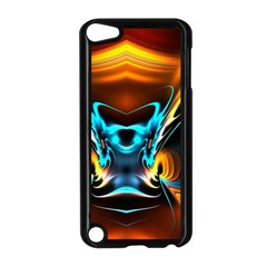 Duck Crazy Duck Abstract Apple Ipod Touch 5 Case (black)