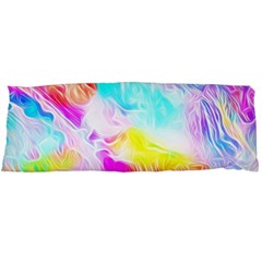 Background Drips Fluid Colorful Body Pillow Case Dakimakura (two Sides)
