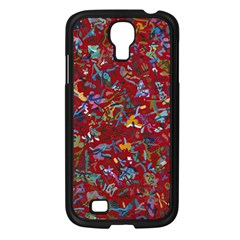 Painting Abstract Painting Art Samsung Galaxy S4 I9500/ I9505 Case (black)