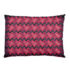 Background Pattern Structure Pillow Case (two Sides)