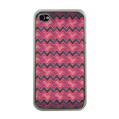 Background Pattern Structure Apple Iphone 4 Case (clear)