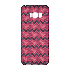 Background Pattern Structure Samsung Galaxy S8 Hardshell Case