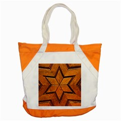 Wood Pattern Texture Surface Accent Tote Bag