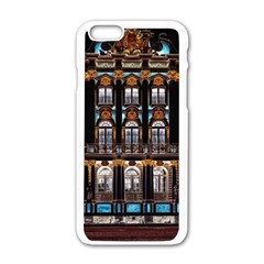 Catherine S Palace St Petersburg Apple Iphone 6/6s White Enamel Case
