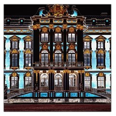 Catherine S Palace St Petersburg Large Satin Scarf (square)
