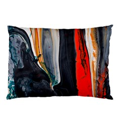 Art Modern Painting Background Pillow Case (two Sides) by Bejoart