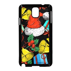 Christmas Gifts Gift Red Winter Samsung Galaxy Note 3 Neo Hardshell Case (black)