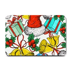 Christmas Gifts Gift Red December Small Doormat