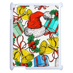 Christmas Gifts Gift Red December Apple Ipad 2 Case (white)