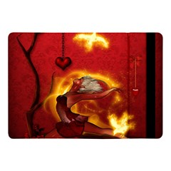 Wonderful Fairy Of The Fire With Fire Birds Apple Ipad 9 7