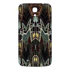 Modern Industrial Abstract Rust Pattern Samsung Galaxy Mega I9200 Hardshell Back Case by CrypticFragmentsDesign
