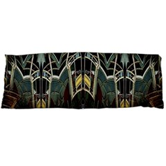 Modern Industrial Abstract Rust Pattern Body Pillow Case (dakimakura) by CrypticFragmentsDesign