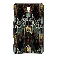 Modern Industrial Abstract Rust Pattern Samsung Galaxy Tab S (8 4 ) Hardshell Case  by CrypticFragmentsDesign