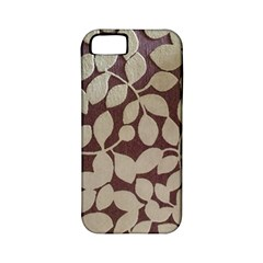 Wordsworth Leaves Apple Iphone 5 Classic Hardshell Case (pc+silicone)