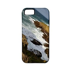 Surf In The Rock In Isabella Puerto Rico                 Apple Iphone 5 Classic Hardshell Case (pc+silicone)