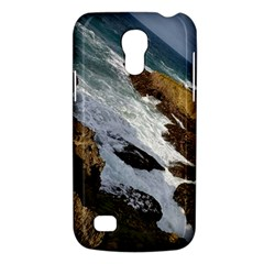 Surf In The Rock In Isabella Puerto Rico                 Samsung Galaxy S4 Mini (gt I9190) Hardshell Case