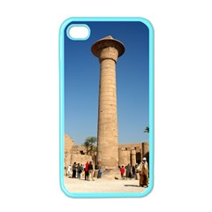 Temple Of Karnak Luxor Egypt  Apple Iphone 4 Case (color)