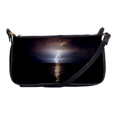 Lightning Strike  Shoulder Clutch Bag