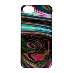 Streak Colorful Iridescent Color Apple Iphone 7 Hardshell Case