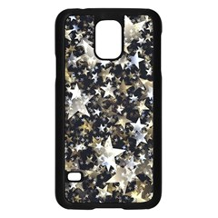 Background Star Christmas Advent Samsung Galaxy S5 Case (black)