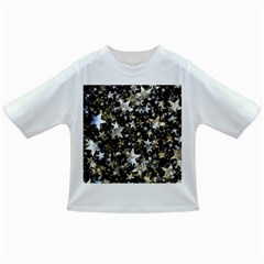 Background Star Christmas Advent Infant/toddler T-shirts by Bejoart