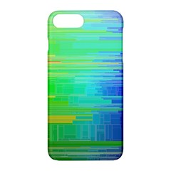 Colors Rainbow Chakras Style Apple Iphone 7 Plus Hardshell Case by Bejoart