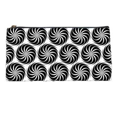 Pattern Swirl Spiral Repeating Pencil Cases