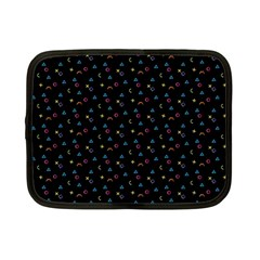Background Abstract Texture Netbook Case (small)