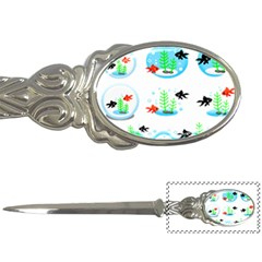 Fishbowl Fish Goldfish Water Letter Opener