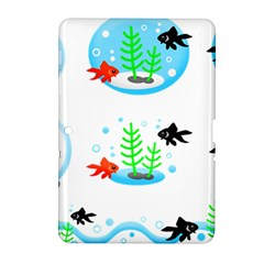 Fishbowl Fish Goldfish Water Samsung Galaxy Tab 2 (10 1 ) P5100 Hardshell Case