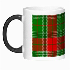 Lumberjack Plaid Buffalo Plaid Morph Mugs