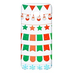 Christmas Bunting Banners Tassel Samsung Galaxy S8 Plus Hardshell Case