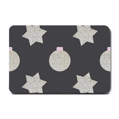 Star Silver Small Doormat  by alllovelyideas