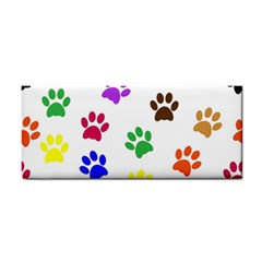 Pawprints Paw Prints Paw Animal Hand Towel