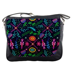 Pattern Nature Design Patterns Messenger Bag