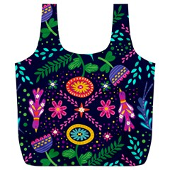 Pattern Nature Design Patterns Full Print Recycle Bag (xl)